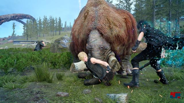 Screenshot - Final Fantasy 15 (PS4) 92527957