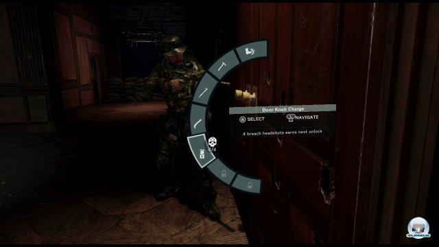 Wie hätten's die Tür gern geöffnet? Mit dem Tomahawk, dem Brecheisen oder dem Schrotgewehr?