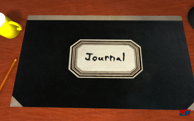 Screenshot - Journal (Mac)