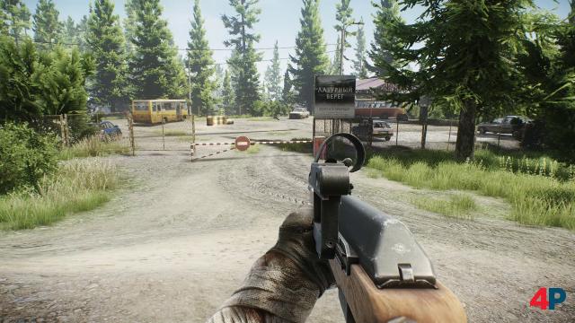 Die Waffenmodelle gehören zum Besten, was man in Spielen derzeit zu sehen bekommt.