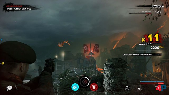 Screenshot - Zombie Army 4: Dead War (PS4) 92605657