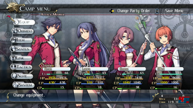 Screenshot - The Legend of Heroes: Trails of Cold Steel (PS4) 92587953