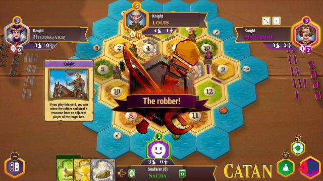 Screenshot - Catan (Switch)