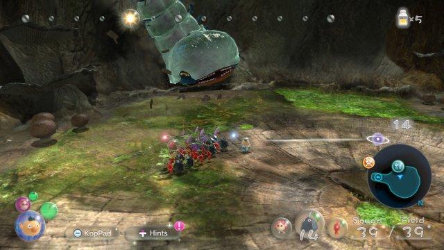 Screenshot - Pikmin 3 (Switch) 92627140