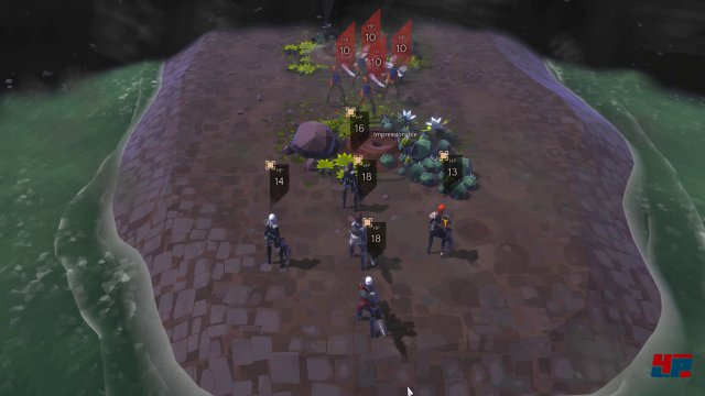 Screenshot - Massive Chalice (PC) 92497779