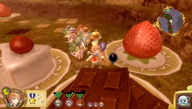 Screenshot - New Little King's Story  (PS_Vita) 2375217