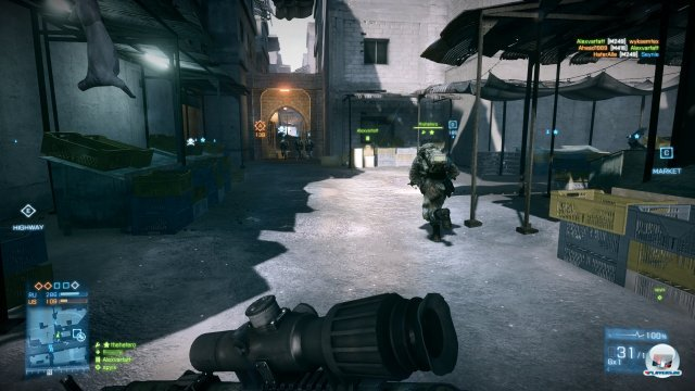 Screenshot - Battlefield 3 (PC) 2283042