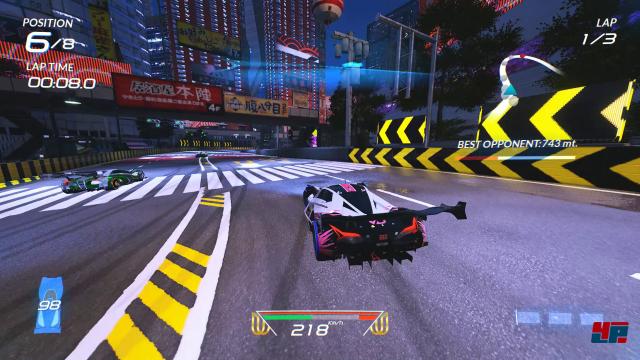 Screenshot - Xenon Racer (PC) 92586057