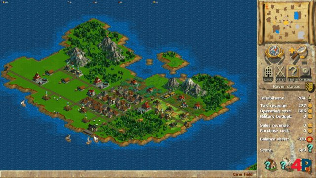 Screenshot - Anno History Collection (PC)