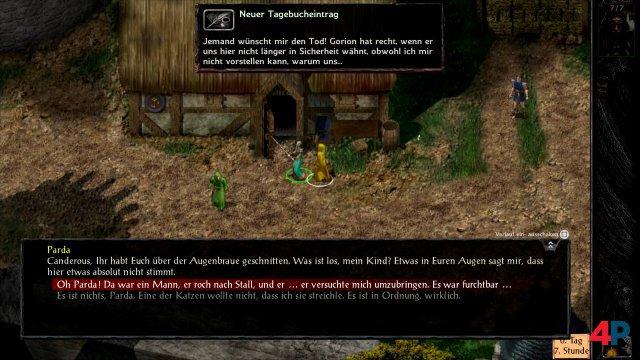 Screenshot - Baldur's Gate and Baldur's Gate 2 Enhanced Editions (PS4) 92598255