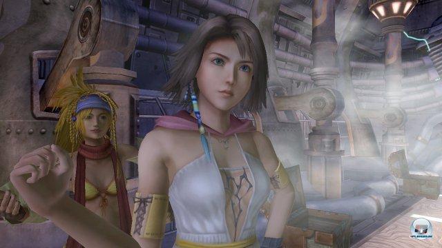 Screenshot - Final Fantasy 10-2 (PlayStation3) 92464486