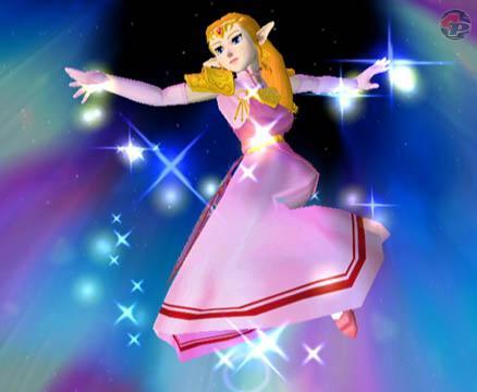 Zelda: der Erste der Geheimcharaktere enthüllt. 21704