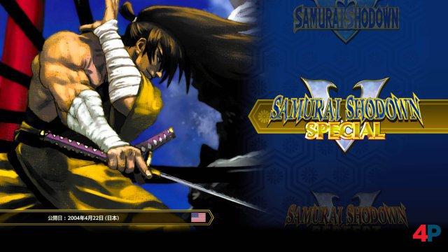 Screenshot - Samurai Shodown NeoGeo Collection (PS4)