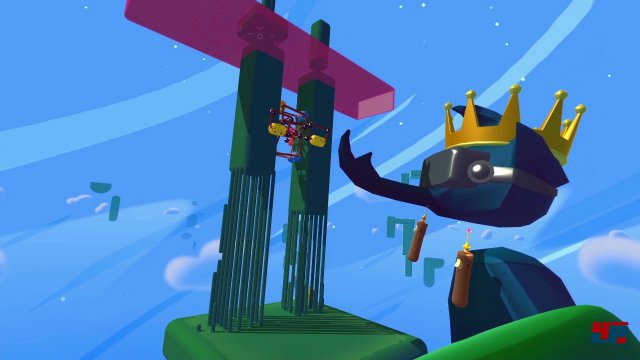 Screenshot - Fantastic Contraption (PlayStationVR)