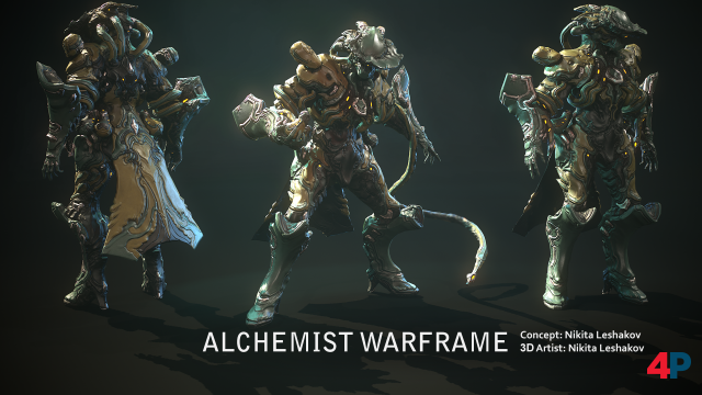 Screenshot - Warframe (PC, PS4, One, Switch)