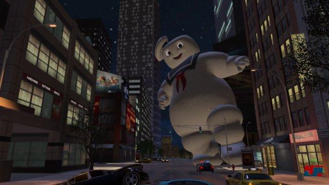 Nicht einmal der Auftritt des Marshmallow Man sorgt für Spannung, Dramatik oder gar Spielwitz.