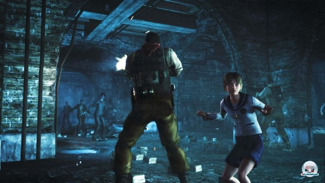 Screenshot - Resident Evil: Operation Raccoon City (360)
