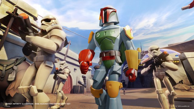 Screenshot - Disney Infinity 3.0: Play Without Limits (PlayStation3) 92508149