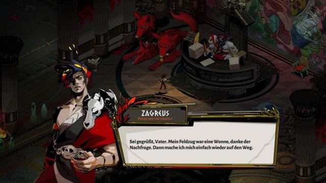 Screenshot - Hades (PS4, PlayStation5, One, XboxSeriesX)