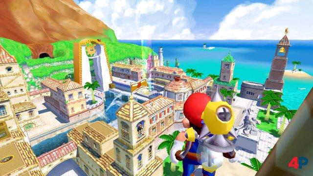 Screenshot - Super Mario 3D All-Stars (Switch)