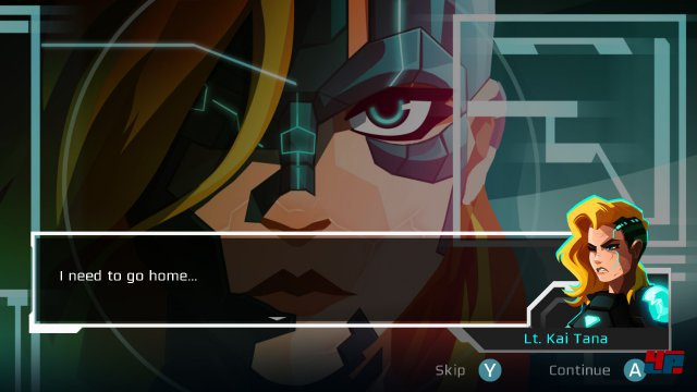 Screenshot - Velocity 2X (Switch)