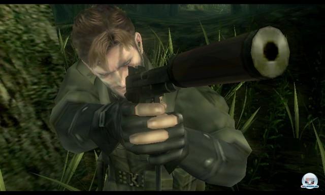 Screenshot - Metal Gear Solid: Snake Eater 3D (3DS) 2228389