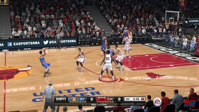 Screenshot - NBA Live 15 (PlayStation4) 92493564