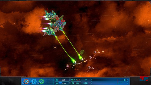 Screenshot - Space Run Galaxy (PC) 92529317