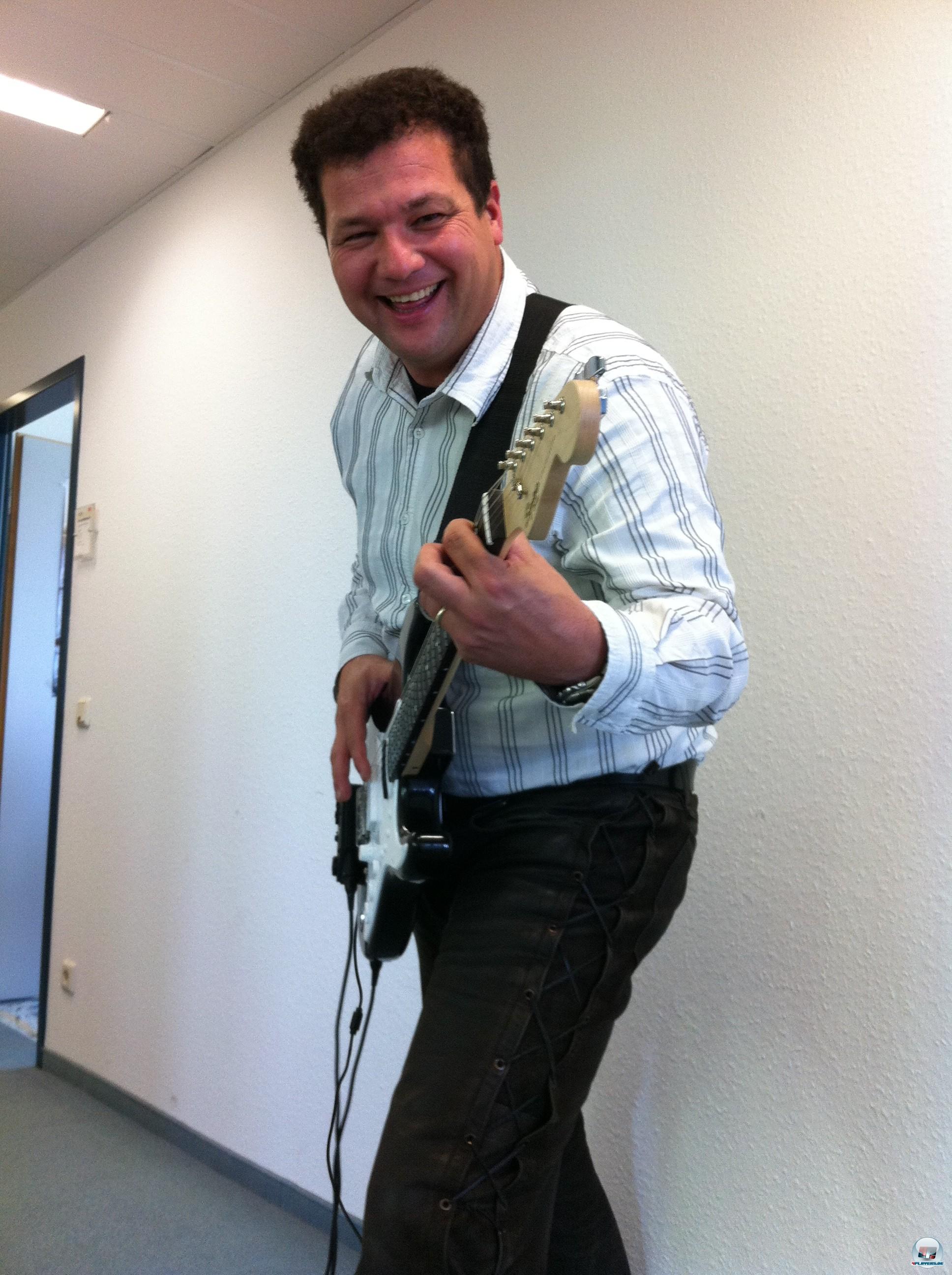 Weckt den Rockstar in dir, die Fender Stratocaster