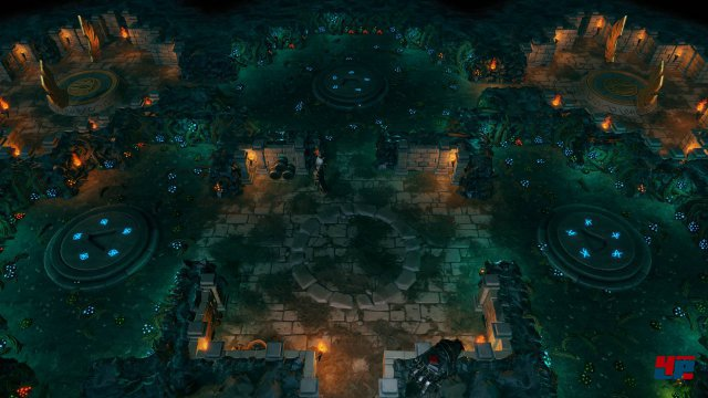 Screenshot - Dungeons 3 (Linux)