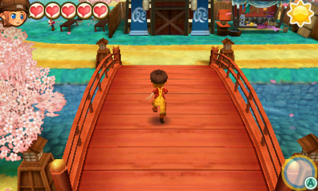 Screenshot - Story of Seasons: Trio of Towns (3DS) 92554186