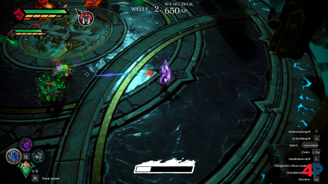 Screenshot - Darksiders Genesis (PC) 92601812
