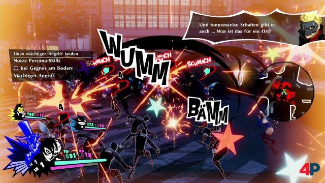 Screenshot - Persona 5 Strikers (PS4) 92634824