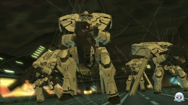 Screenshot - Zone of the Enders: HD Collection (PlayStation3) 2375162