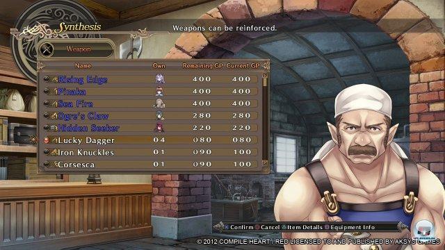 Screenshot - Agarest: Generations of War 2 (PlayStation3) 92403127
