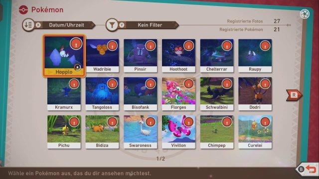 Screenshot - New Pokémon Snap (Switch) 92640654