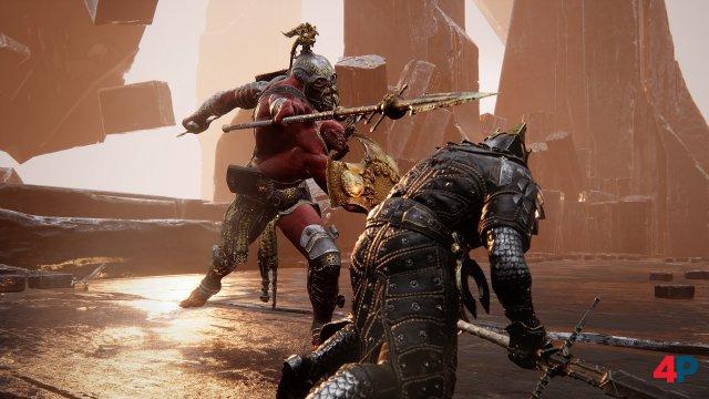 Screenshot - Mortal Shell (PC, PS4, One)