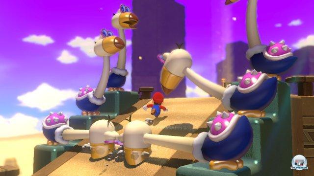 Screenshot - Super Mario 3D World (Wii_U) 92472195