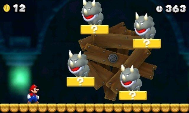 Screenshot - New Super Mario Bros. 2 (3DS) 2361127