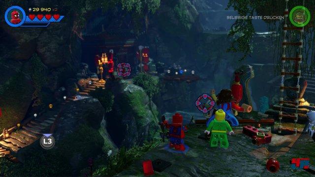 Screenshot - Lego Marvel Super Heroes 2 (PS4) 92555677