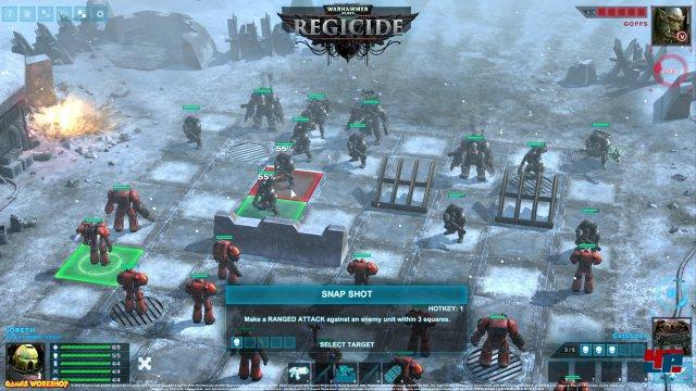 Screenshot - Warhammer 40.000: Regicide (PC) 92504251