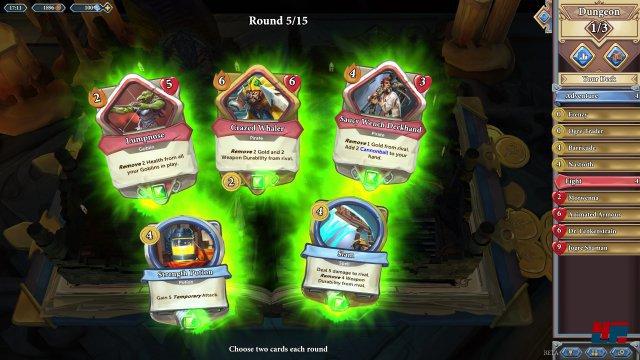 Screenshot - Chronicle: RuneScape Legends (PC) 92525671