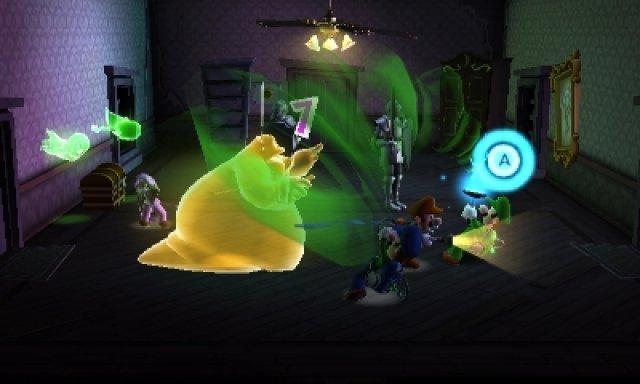 Screenshot - Luigi's Mansion 2 (3DS) 92457236