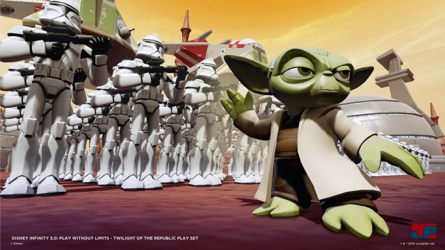 Screenshot - Disney Infinity 3.0: Play Without Limits (360) 92505430