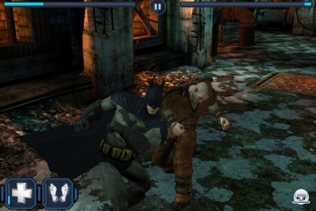 Screenshot - Batman: Arkham City Lockdown (iPhone) 2298427