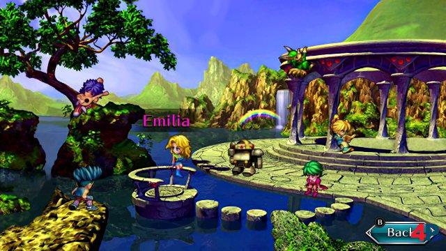 Screenshot - SaGa Frontier Remastered (Switch)