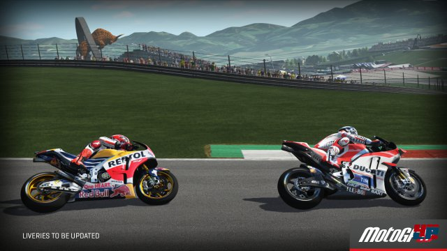 Screenshot - Moto GP 17 (PC) 92541876