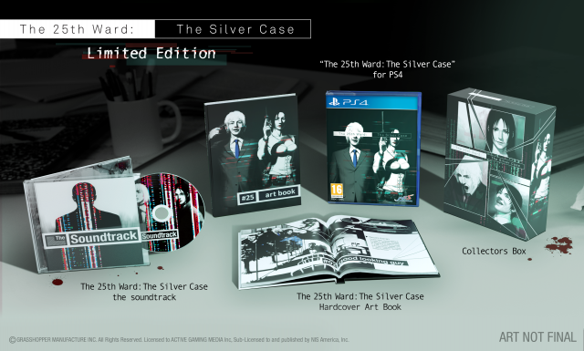 Screenshot - The 25th Ward: The Silver Case (PS4) 92559660