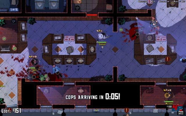 Screenshot - The Masterplan (PC)