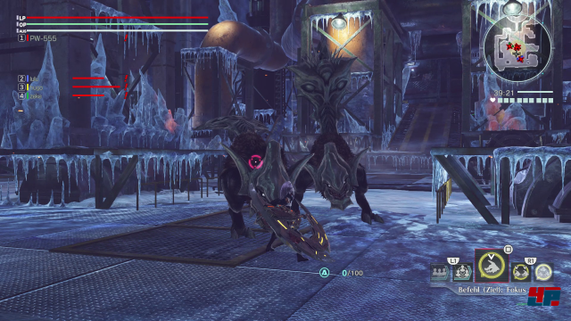 Screenshot - God Eater 3 (PS4) 92582119